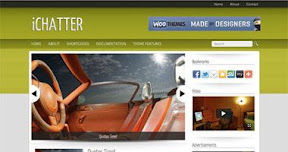 iChatter WordPress Theme