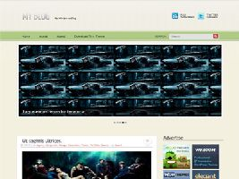 GreenWeb Free Magazine WordPress Theme