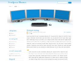 PC  World wordpress theme