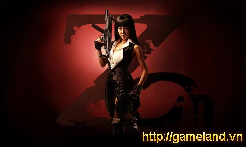 Zombie Girl quay phim hướng dẫn người chơi mới 6