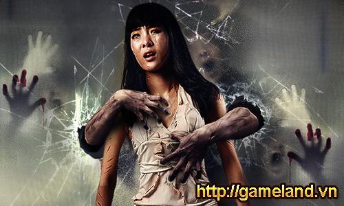Zombie Girl quay phim hướng dẫn người chơi mới 3