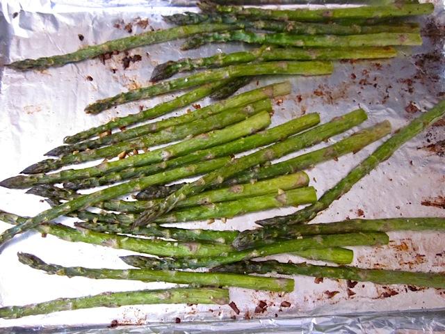 roased asparagus