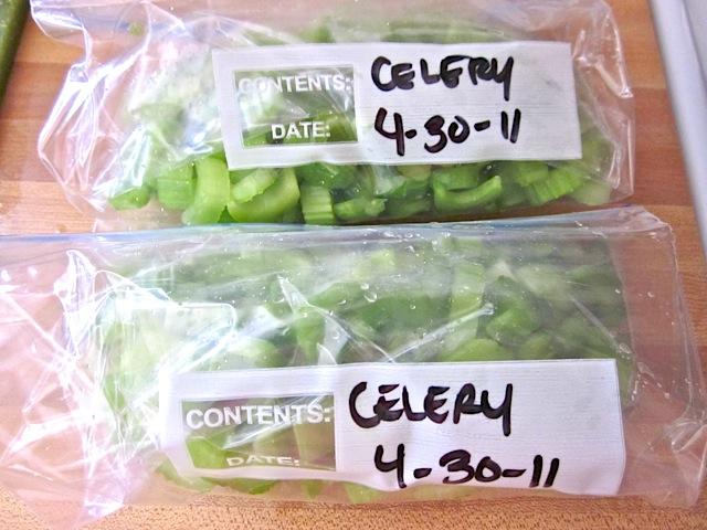save celery