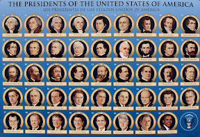 US Presidents through 44