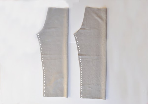 Sewing Pants Line