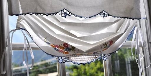 Pillow Case Valance