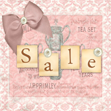 ~ Katies Rose Cottage Sale ~