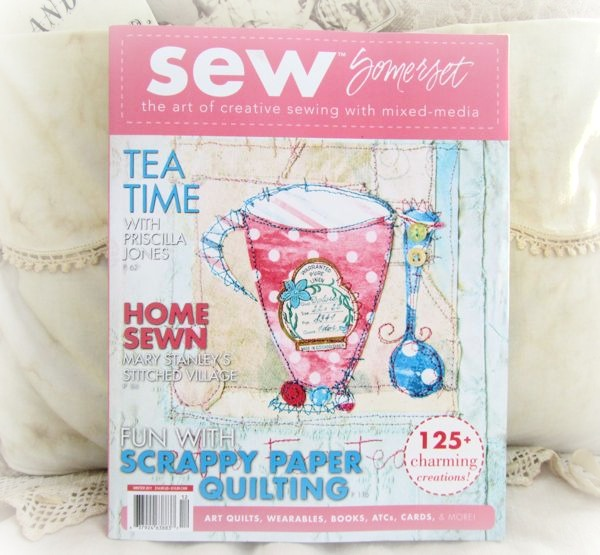 Sew Somerset Magazine