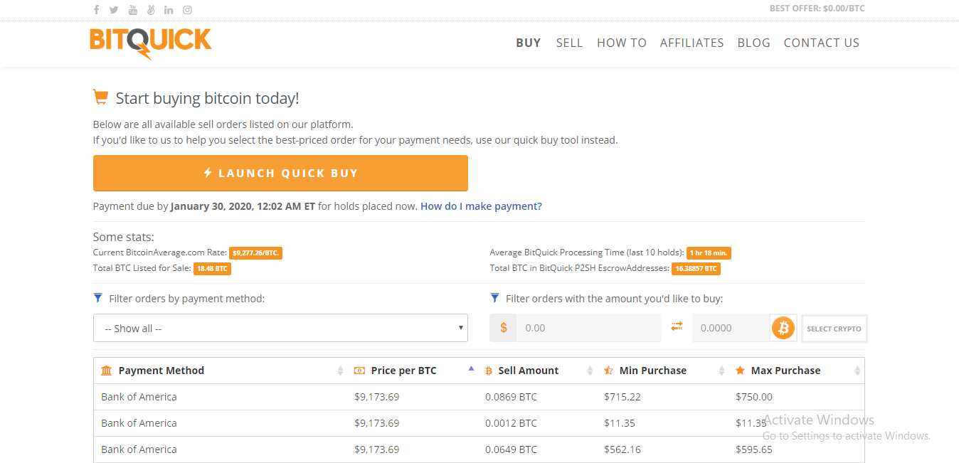 buy bitcoin with cash on bitquick
