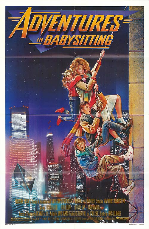 The Watching Hour Preview: Adventures in Babysitting