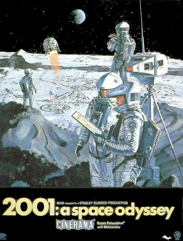 From Hollywood Projects' 2001: A Space Odyssey story