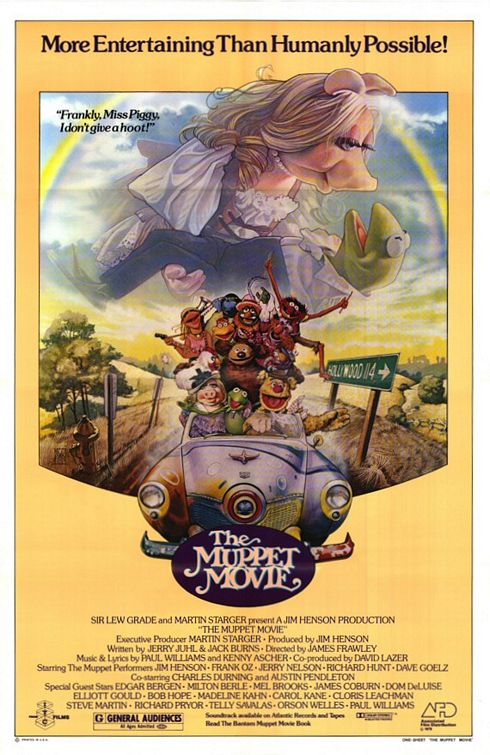 Favorite Movie Series: Ben on The Muppet Movie