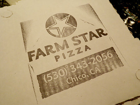 Farm Star Pizza Chico
