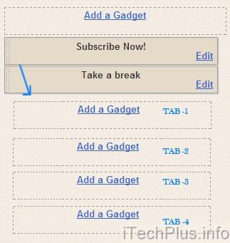Quay trở lại Phần tử trang và thêm bất kỳ widget nào vào trong nó