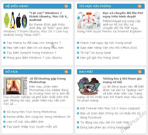 Chèn 2 cột widget vào Main-wrapper trong Blogger Template