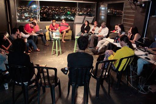 RODA DE CONVERSA: Ùltima reunião aconteceu no Espaço Cultural A Coisa e contou com novos membros
