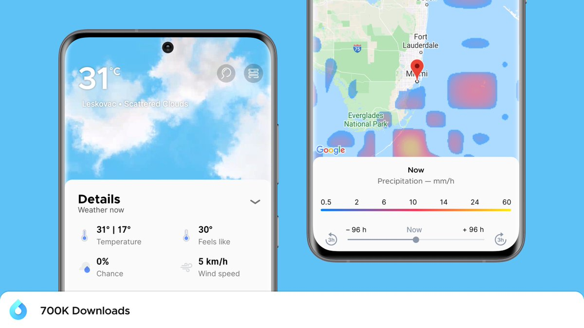 How to Check the Weather Using Overdrop