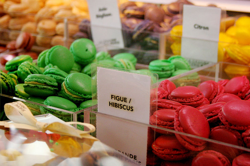 NEWS: Le Macaron Goes for East-End Location - Still Under Construction