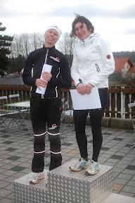 Moni Weihs und Anne Schu