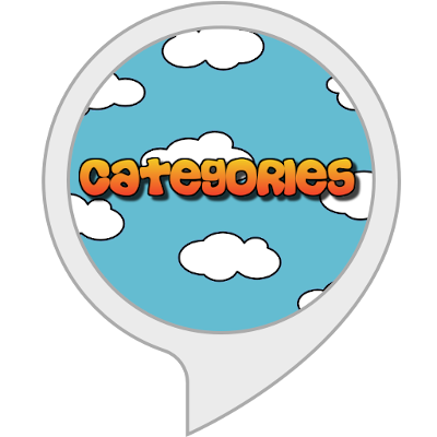 Categories Game Alexa Skill Icon