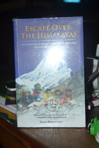 Escape Over The Himalayas