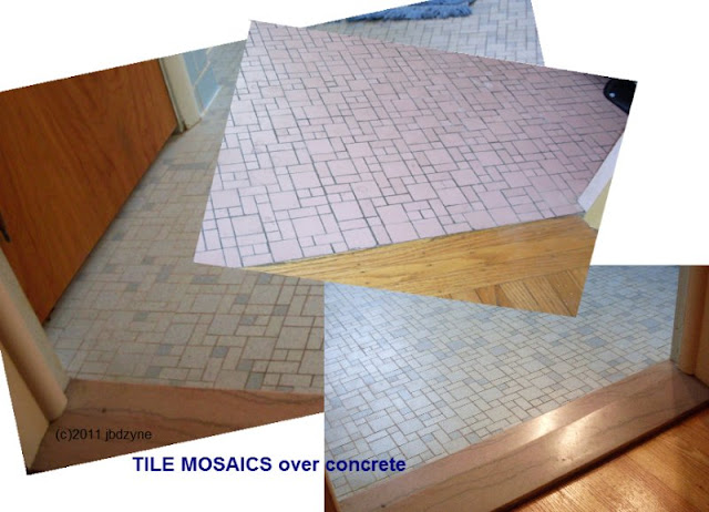 How To Remove An Old Concrete And Tile Floor Bathroom Flooring
