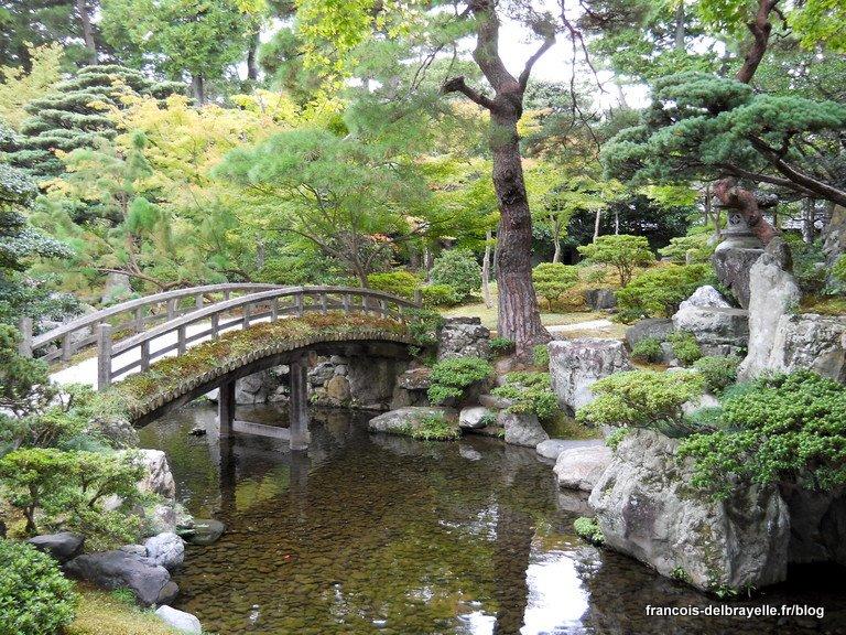 Palais Impérial de Kyoto - Jardin de Oikeniwa