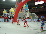 Pictures from Tour de Ski China