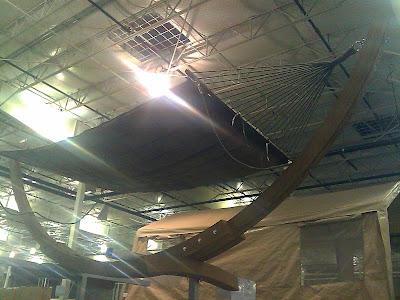 boat shaped hammock at costco  hit the road travel blog  boat shaped hammock at costco  rh   road7 blogspot