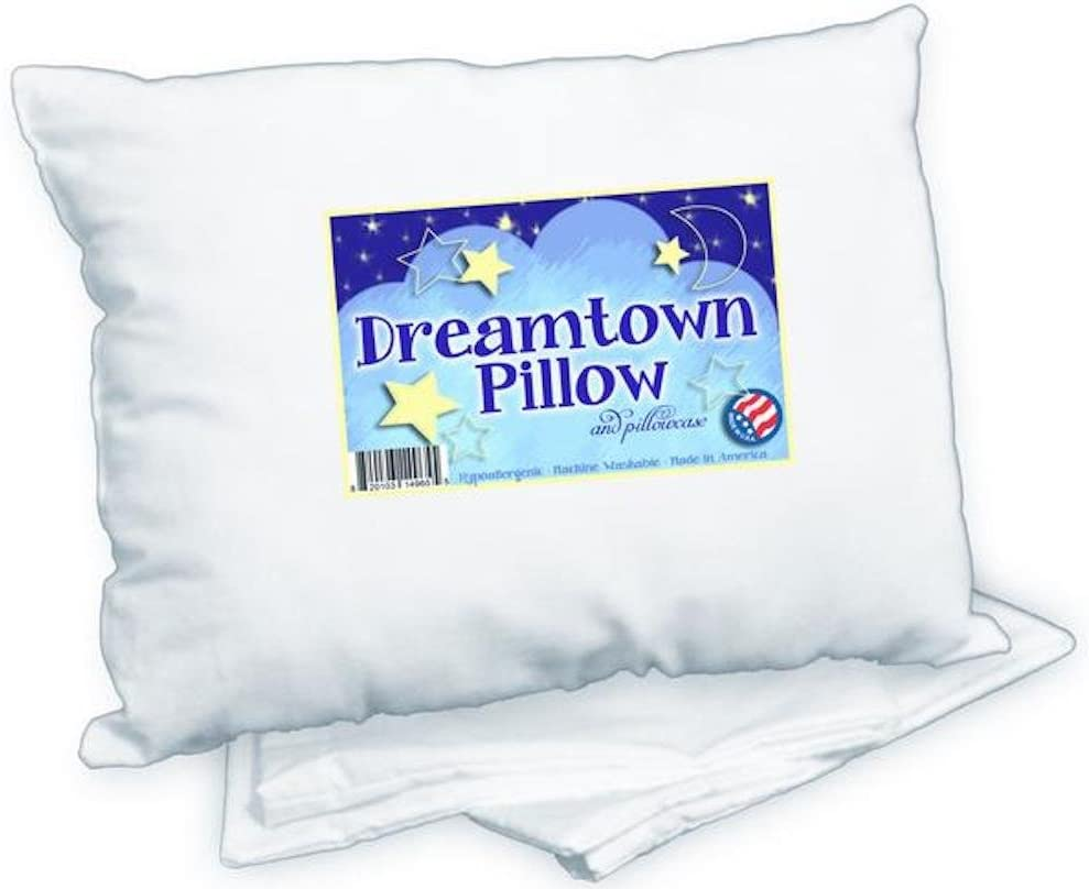 Deamtown Kids Toddler Pillow