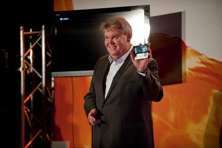 В планах Sony Ericsson выпуск дорогих смартфонов