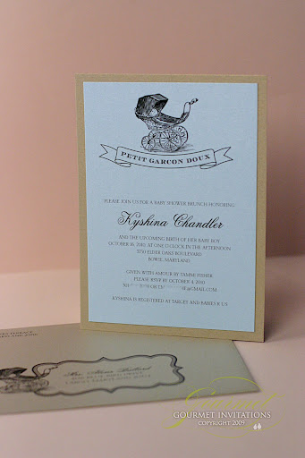 French themed baby shower gourmet invitations french themed invitations french baby shower invitations baby shower invitations filmwisefo