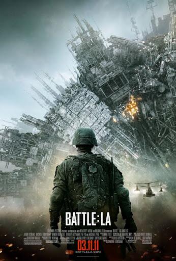 โปสเตอร์ Battle: Los Angeles