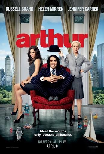โปสเตอร์ Arthur (2011)