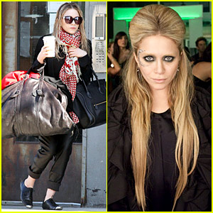 Mary-Kate Olsen กับบท Kendra