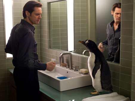 ภาพจากเรื่อง Mr. Popper's Penguins