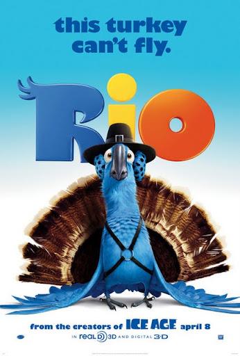 โปสเตอร์ Rio