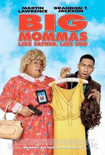 โปสเตอร์ Big Mommas: Like Father, Like Son