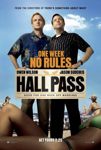 โปสเตอร์ Hall Pass