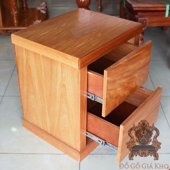Tủ Đầu Giường Gỗ Đinh Hương