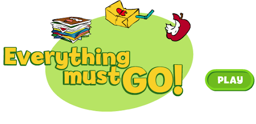 Curious George Everything Must Go Game