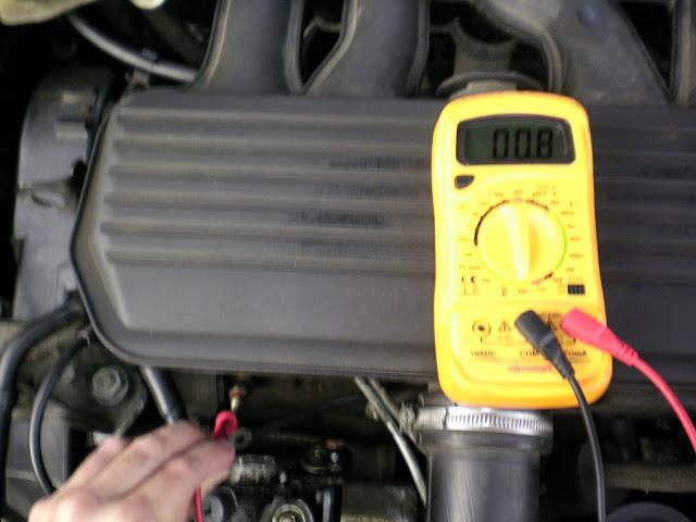 glow plug resistance
