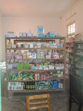 Drug Supply Room at Longfu Hospital