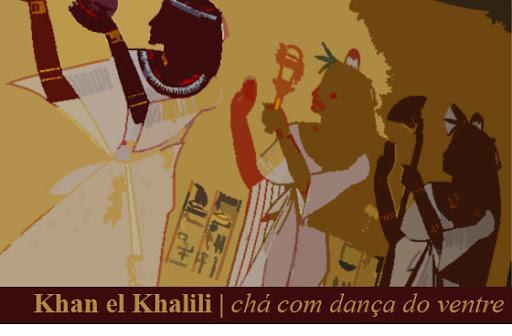 khan - Teste de Sabor   Chá com dança do ventre