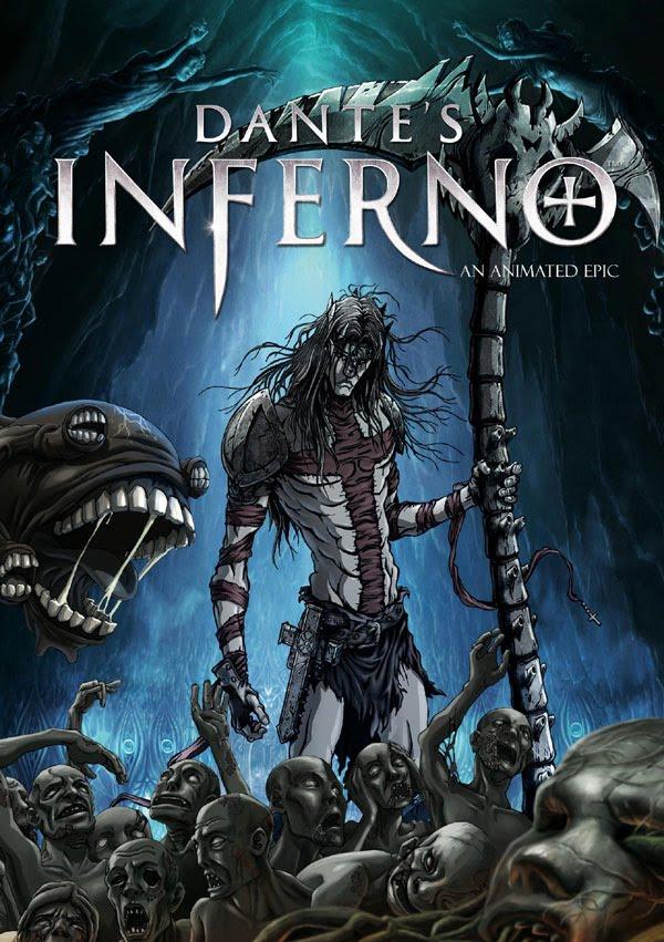 Phim Dũng Sĩ Dante - Dante's Inferno Animated