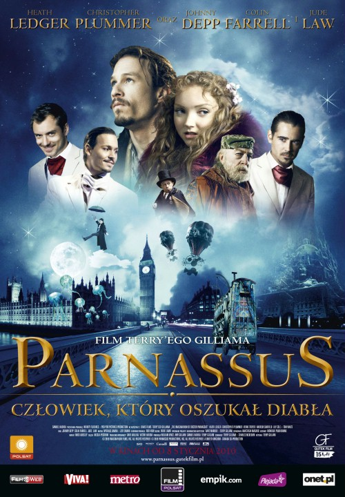 Phim Ảo Viện Của Thầy Pháp Parnassus - The Imaginarium Of Doctor Parnassus
