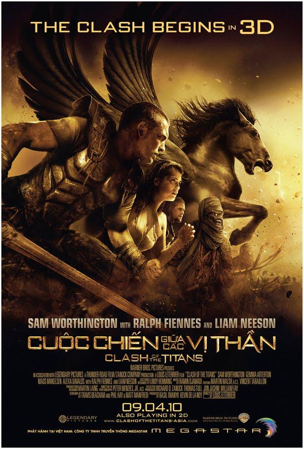Phim Cuộc Chiến Giữa Các Vị Thần - Clash Of The Titans