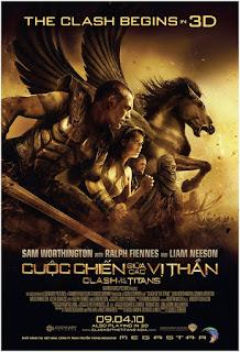 Cuộc Chiến Giữa Các Vị Thần - Clash Of The Titans - 2010