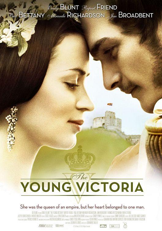 Phim Tình Yêu Hoàng Tộc - The Young Victoria
