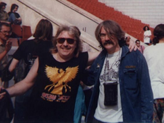 Lee Kerslake & LT - Bucharest, 11 September 1992